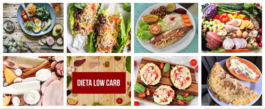 como emagrecer com dieta low carb
