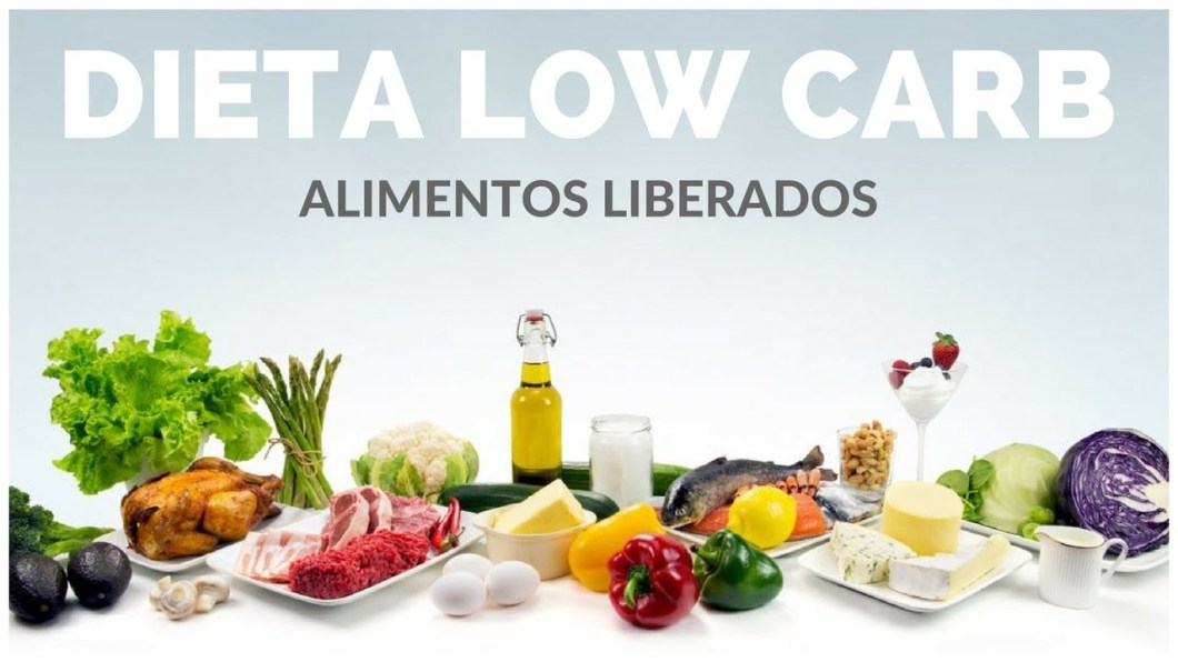 alimentos que podem ser consumidos na low carb