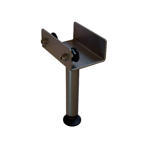 pied central hauteur reglable 15 a 20 cm pour sommiers electrique