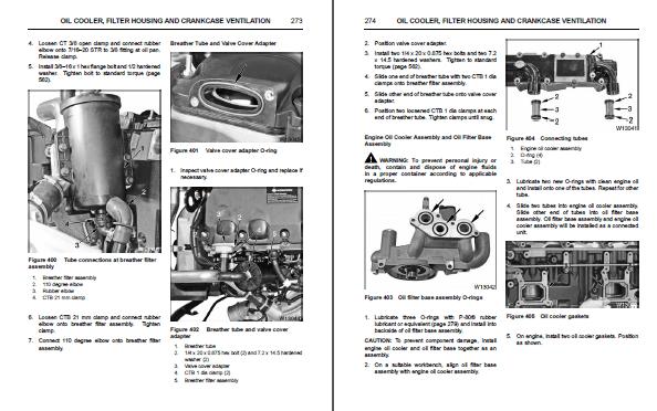International Dt466 service manual download
