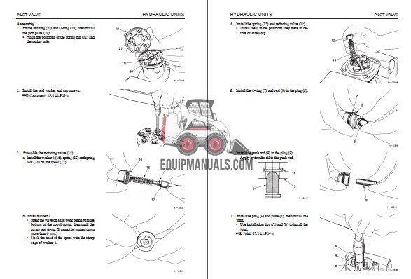 Takeuchi Tl130 Crawler Loader Repair Shop Manual border=