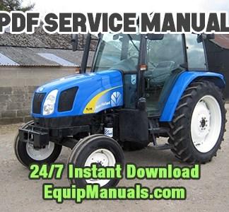 new holland tn75s service manual
