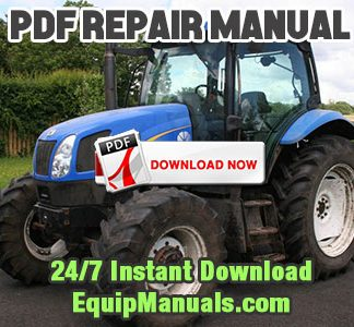 New Holland TSA, T6000 Series Tractor