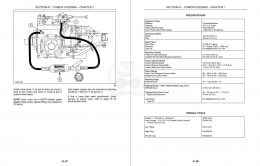 TZ18DA, TZ22DA, TZ24DA, TZ25DA Tractor Repair Manual