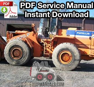 Fiat Allis FR220.2 Wheel Loader