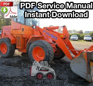 Fiat Allis FW90 Wheel Loader