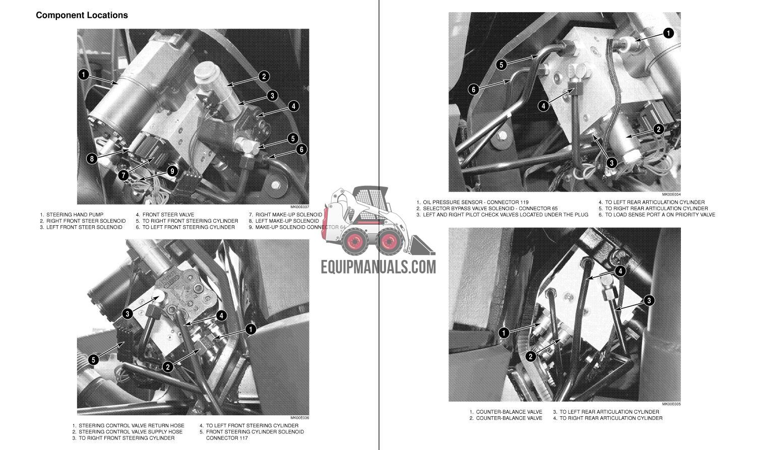 case ih stx275 thru stx500 tractor service manual  pin jee0102001   up  equipmanuals com 2013 Ford STX Case IH Steiger