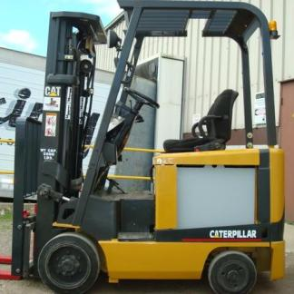 Caterpillar EC15K, EC18K, EC18KL, EC20K, EC25K, EC25KE, EC25KL, EC30K, EC30KL Forklift Service Manual