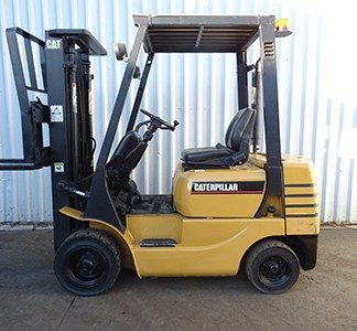 Caterpillar DP15, DP18 Forklift Complete Service Manual
