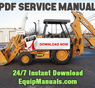 Case 580M, 590 Super M Series 2 Backhoe