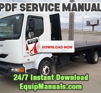 Mack Freedom M, L, XL, XXL Truck Service Manual