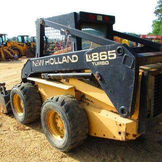 New Holland Lx865 Hydraulic Pump