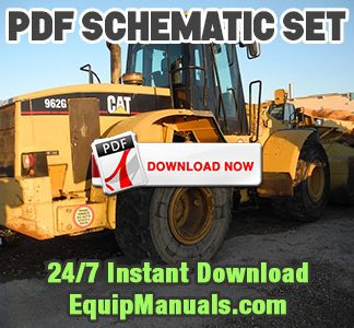 Caterpillar 950G, 962G Series II Wheel Loader