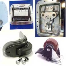 Accessories-Wheels-Latches