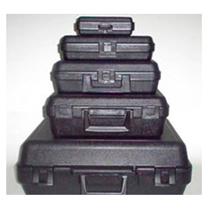 Molded Plastic Carrying Cases