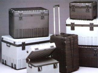 PARKER WHEELED ROTO-RUGGED CASES-DPRR3223-14TW