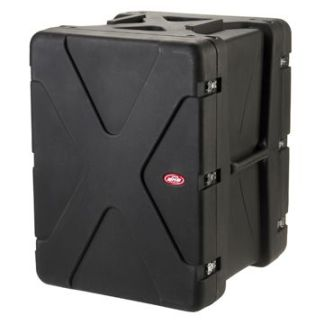 "SKB 20"" Deep 16 Unit Roto-Molded Shock Rack Cases"