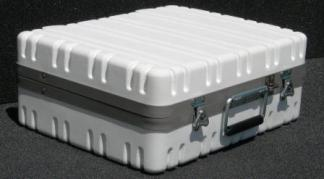 Parker Thermo Formed Plastic Shipping Case-DP1814-6 Case
