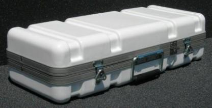 Parker Thermo Formed Plastic Shipping Case-DP2409-5 Case
