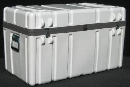 Parker Thermo Formed Plastic Shipping Case-DP3518-155 Case