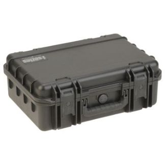 "SK034_3i-1711-6B Mil-Std Waterproof Case 6"" Deep w/Interior Opts"