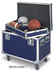 Ready-Ship SportLocker 1 Equipment Case-Model DP10-122