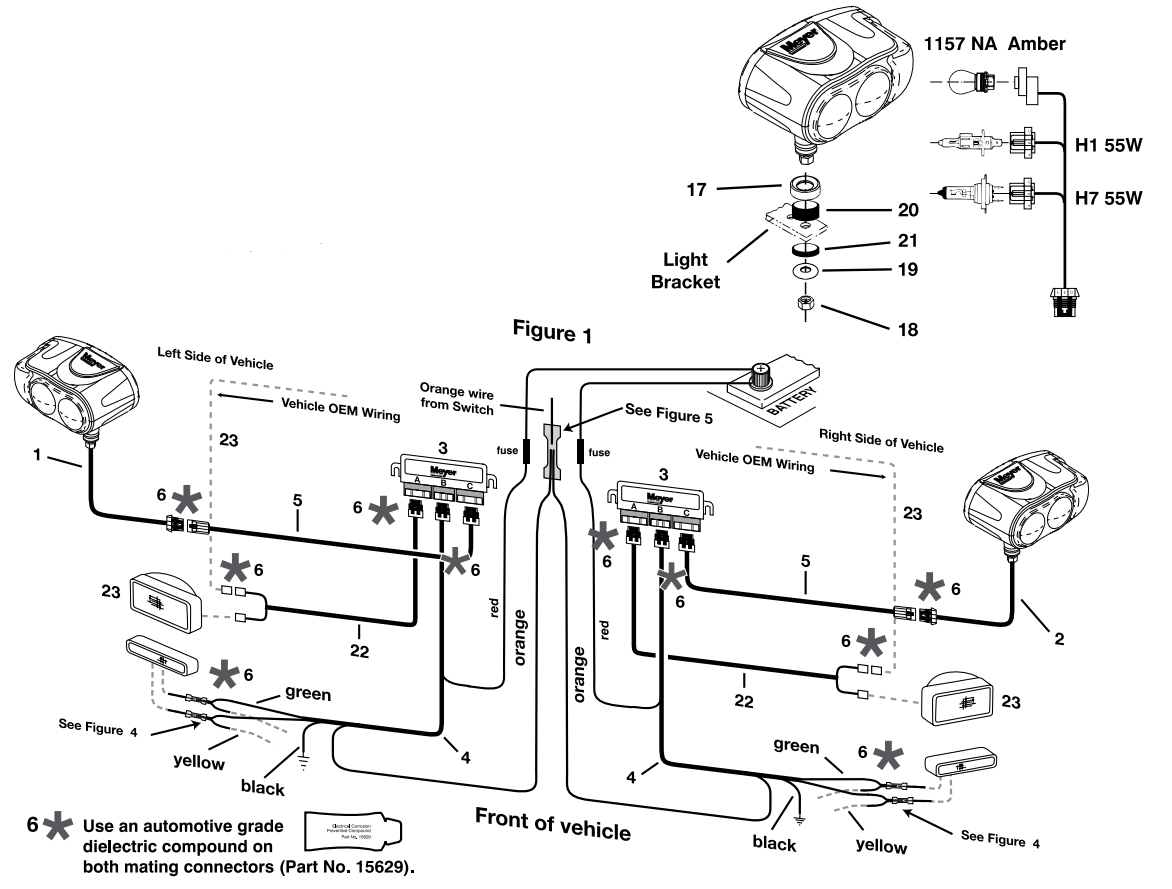Myers Plow Wiring Diagram Ford