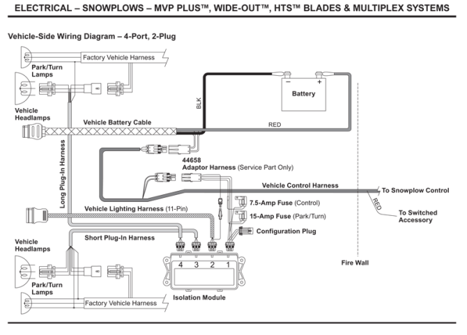 western plow controller wiring diagram 1998  gmc truck