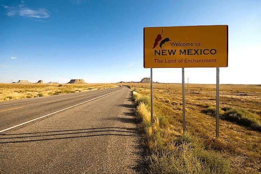 Image result for new mexico roads
