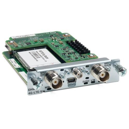 Cisco Enhanced High-Speed WAN Interface Cards (EHWIC)