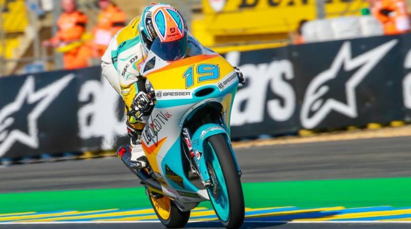 Rodrigo y la pole en Moto3 en Motegui