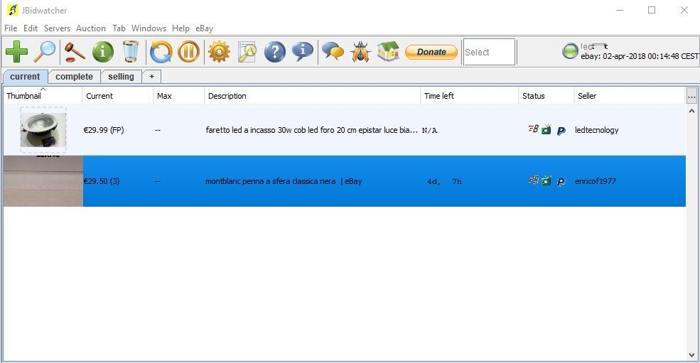 come vincere allasta su ebay