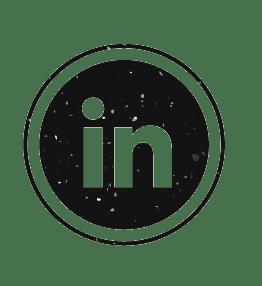 LINKEDIN icon équitation fusionnée