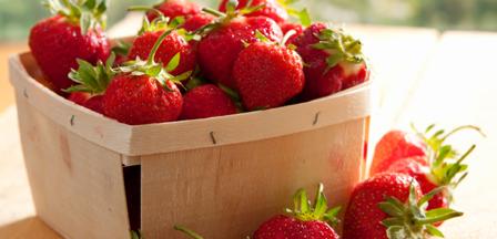 Geste - Croquez dans l'été avec les petits fruits d'ici