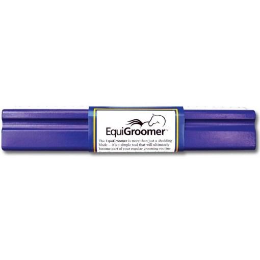 Brosse de mue EquiGroomer - 9 L 25cm - Purple - 1000x1000