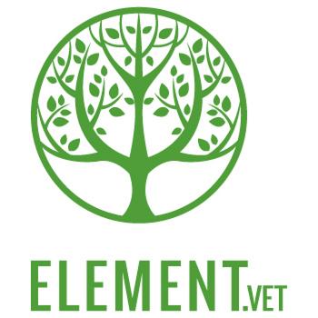 Logo Element.vet - Marque phytosanitaire pour le bien-être et la performance des animaux