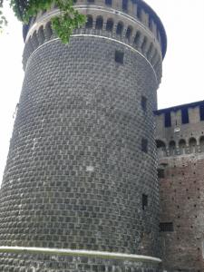 castello milano