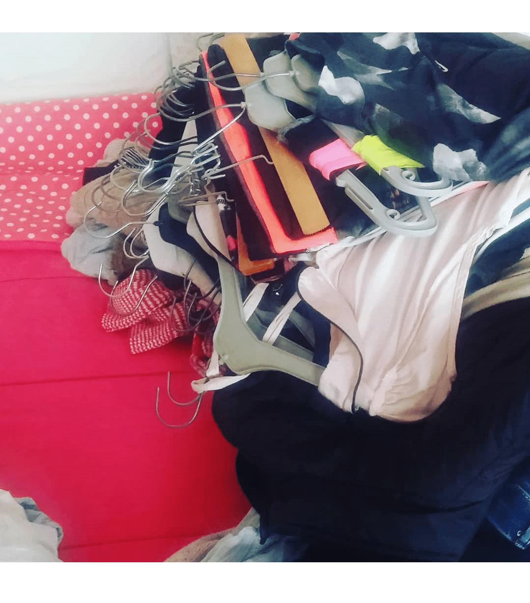Saldi 2018: wardrobe capsule, decluttering e kakebo