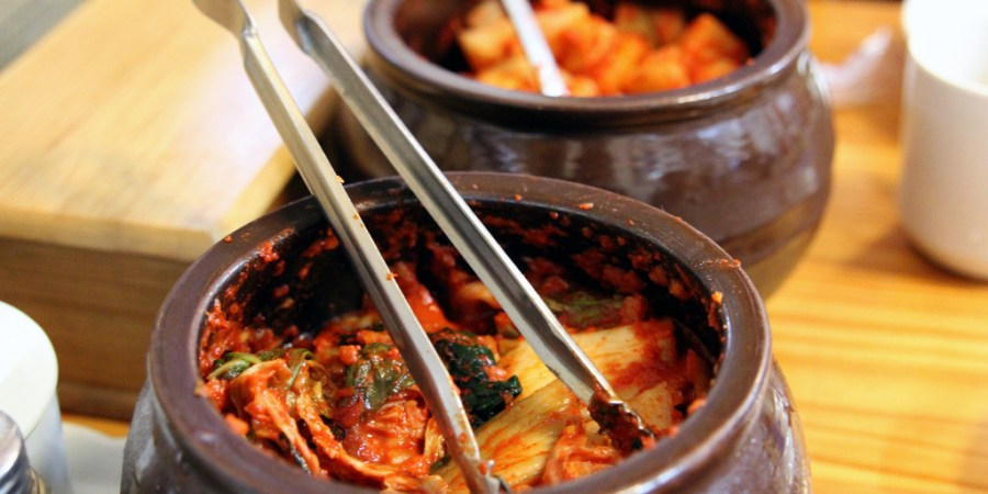kimchi vegan
