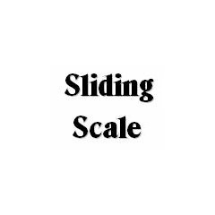 Individual Member Sliding Scale