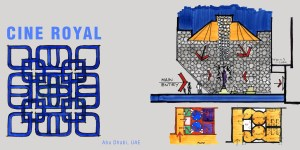 Cine Royal, Deerfield |Abu Dhabi-UAE