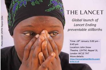 Oficial Londres The Lancet Stillbirth