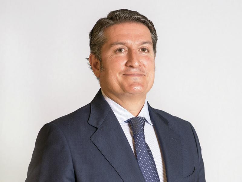 Alberto Marín, presidente de Eraikune