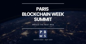 PARIS  BLOCKCHAIN WEEK  SUMMIT @ STATION F
