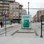 La ampliación del tranvía de Gasteiz a Salburua. Las obras arrancarán previsiblemente en primavera, cuentan con un presupuesto de 15,5 millones de euros y un plazo de ejecución de 24 meses.