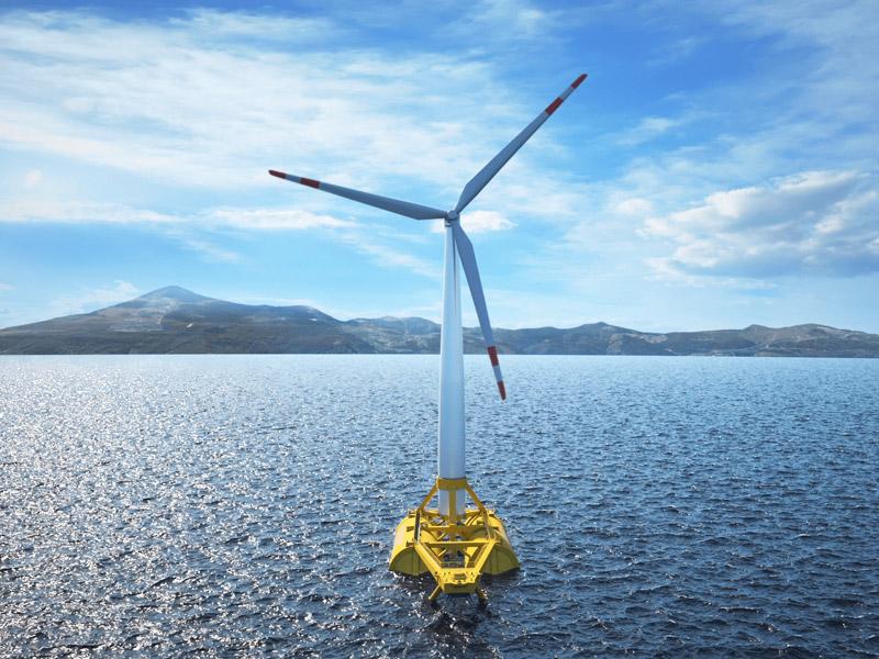 Ferrovial se adjudica la construcción y ensamblaje de una plataforma eólica marina flotante en País Vasco NOTICIAS