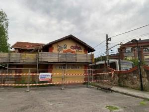 ETS licita la rehabilitación integral del antiguo edificio de la estación de Neguri