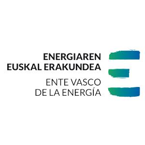 Logo EVE. Ente vasco de energía