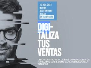 Eraikune participa en el encuentro Think On - Digitaliza tus ventas @ Bilbao Berrikuntza Faktoria, Coworking, Uribitarte 3, 48001 Bilbao, Spain, Bilbao, Spain