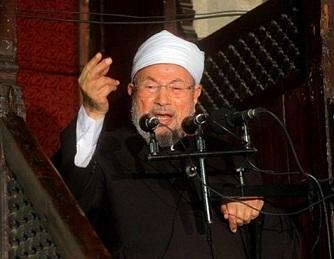 Qaradawi Urges Sunnis for Syria Jihad